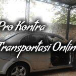 Pro Kontra Transportasi Online