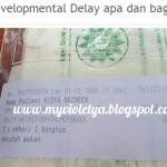 Mengenal Global Developmental Delay Pada Bayi dari Blog Mak Aya