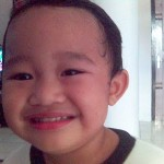 Smile of My Son