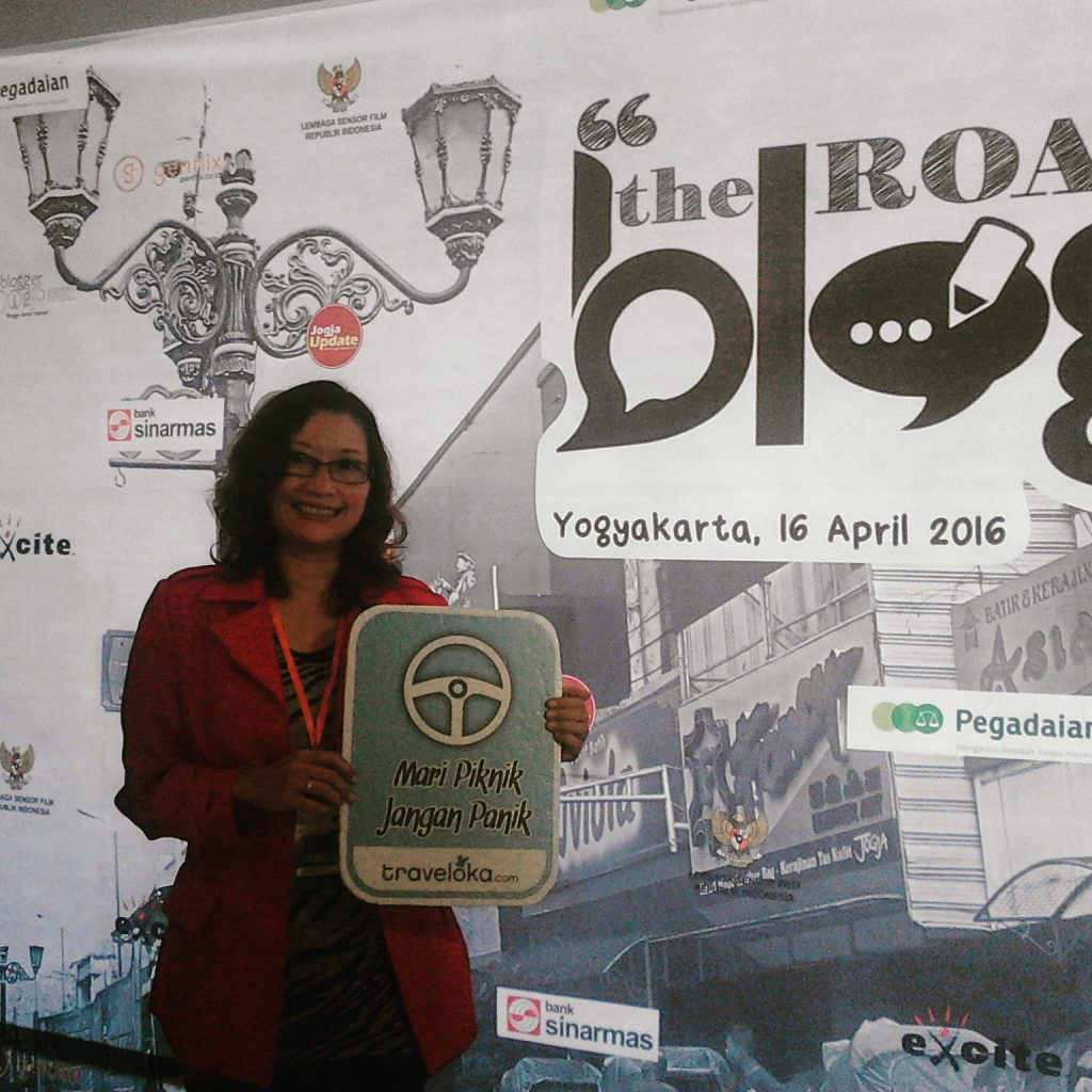 Roadblog 10 cities Jogja