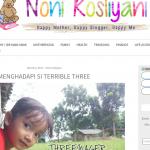 Blogger Rasa Editor Dari Seorang Noni Rosliyani