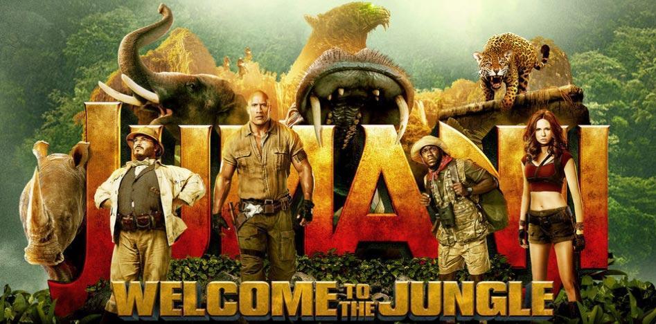 Belajar Tentang Arti Hidup Dari Film Jumanji : Welcome To The Jungle