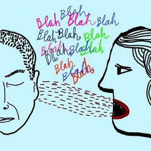 talk less vs talk much
