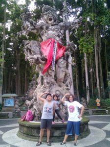 Monkey Forest Sangeh Bali