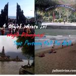 Empat Obyek Wisata Ini Wajib Dikunjungi Saat Pertama Kali Ke Bali