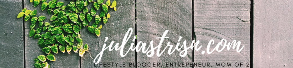 header blog juliastrisn.com