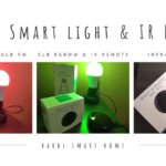Review Smart Light Bulb 9W dan IR Remote dari Bardi Smart Home