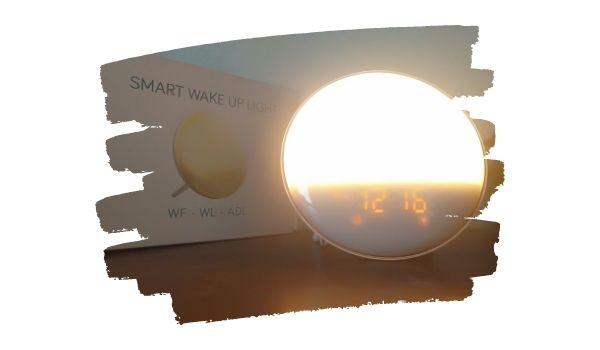 Review Bardi smart wake up light