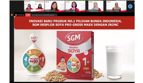 SGM Eksplor Soya  Progress Maxx