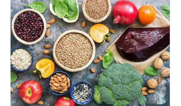 makanan mengandung zat besi