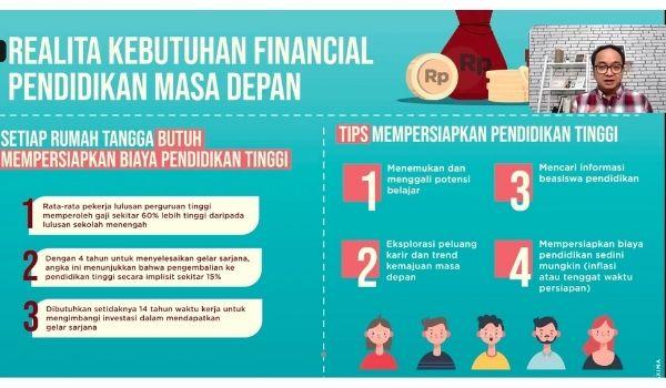 tips mempersiapkan pendidikan tinggi
