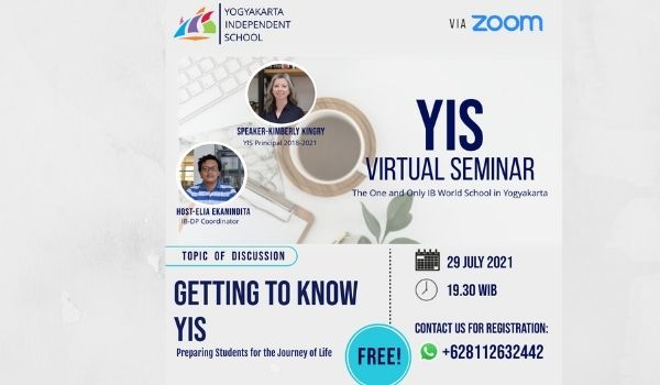 YIS Virtual Seminar